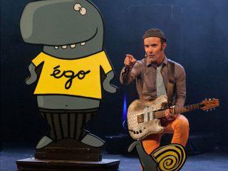 Affiche du spectacle Ego le cachalot
