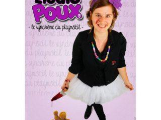 Affiche du spectacle Elodie Poux