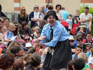 Affiche du spectacle Emma la clown voyante extralucide