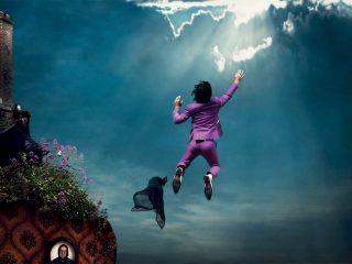 Affiche du spectacle La lumière de nos rêves