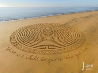 Affiche du spectacle Atelier Beach Art