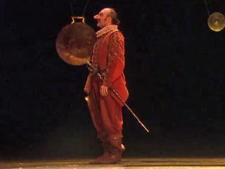 Affiche du spectacle Cyrano de Bergerac