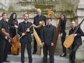 Affiche du spectacle Musique ancienne d'Irlande et d'Ecosse