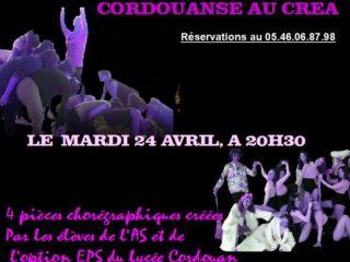 Affiche du spectacle Cordouanse