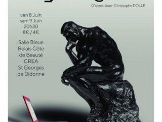 Affiche du spectacle E-génér@tion