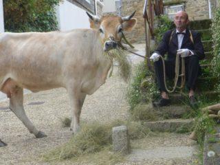 Affiche du spectacle Macadam Vacher