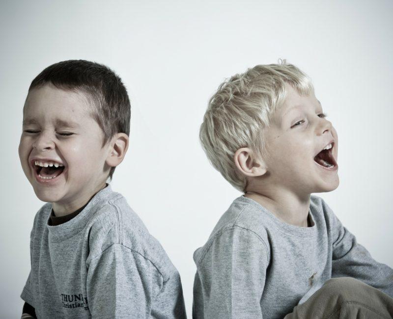 Atelier du rire pour les p'tits