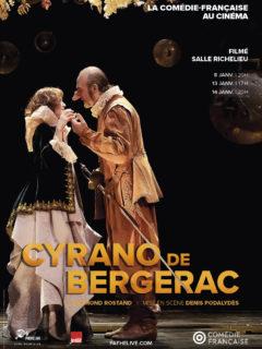 Affiche du film Cyrano de Bergerac (reprise)