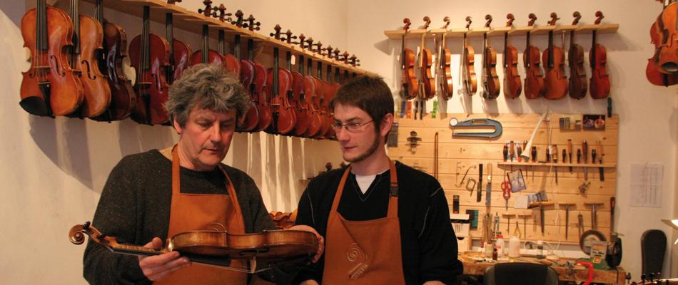 Antoine Lacroix Luthier