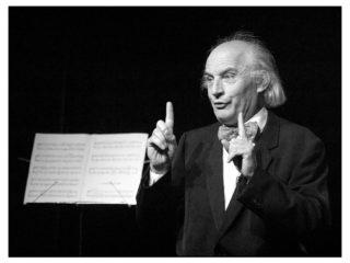 Affiche du spectacle Denis Wetterwald et son orchestre