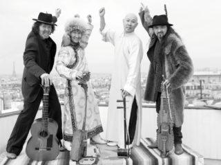 Affiche du spectacle Crazy Horse