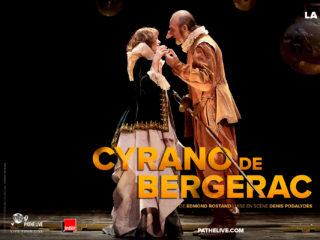 Affiche du spectacle Cyrano de Bergerac (reprise)