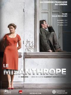 Affiche du film Le Misanthrope (reprise)