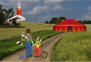 Affiche du spectacle Découverte des Arts du Cirque
