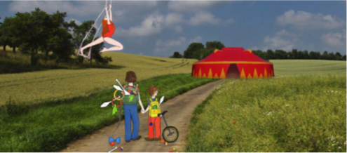 Découverte des Arts du Cirque