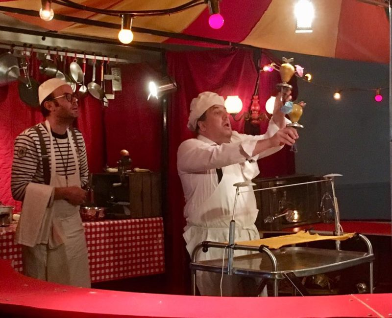 The Little Kitchen Circus
