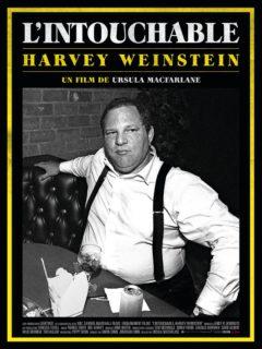 Affiche du film L'intouchable Harvey Weinstein