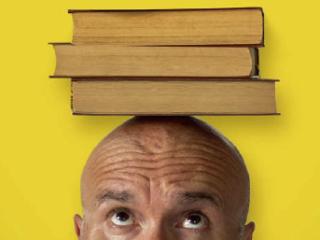 Affiche du spectacle Les Dangers de la lecture