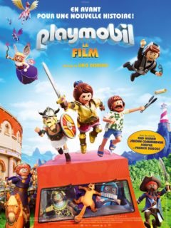 Affiche du film Playmobil, le film