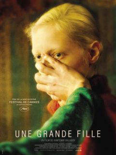Affiche du film Une Grande fille