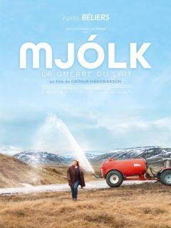Affiche du film Mjolk, la guerre du lait
