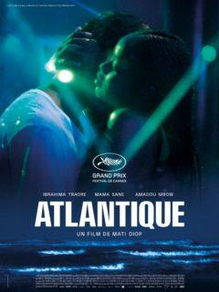 Affiche du film Atlantique