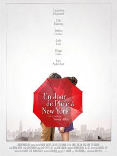 Affiche du film Un jour de pluie à New-York