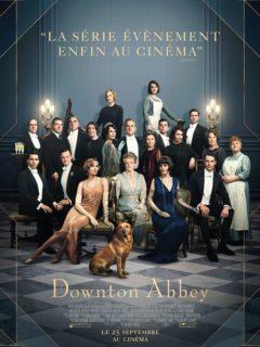 Affiche du film Downton Abbey, le film