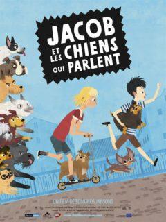 Affiche du film Jacob et les chiens qui parlent