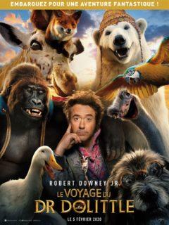 Affiche du film Le Voyage du Dr Dolittle