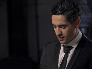 Affiche du spectacle Abdel Khellil chante Brel