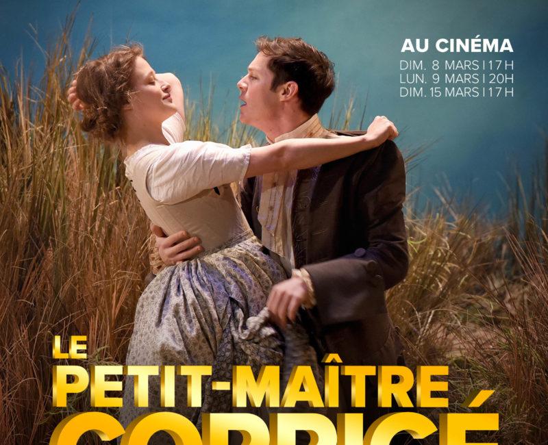 Le Petit-Maître corrigé  –  Comédie-Française