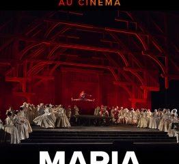 Affiche du spectacle MARIA STUARDA