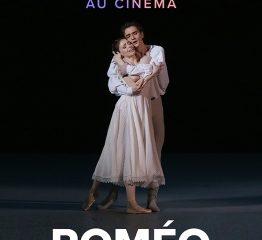Affiche du spectacle ROMÉO ET JULIETTE