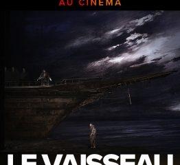 Affiche du spectacle LE VAISSEAU FANTÔME
