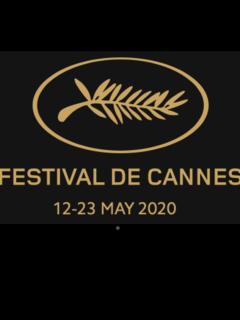 Affiche du film Festival de Cannes 2020