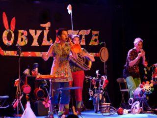 Affiche du spectacle Mobylette