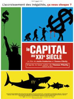 Affiche du film Le Capital au XXIè siècle