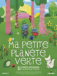 Affiche du film Ma petite planète verte