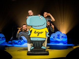 Affiche du spectacle Super Ego