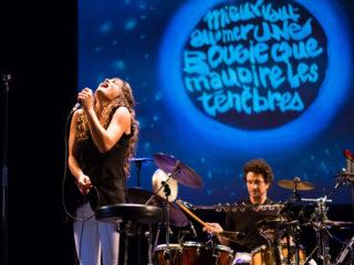 Affiche du spectacle Naïa
