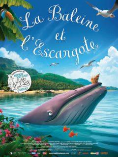 Affiche du film La Baleine et l'escargote
