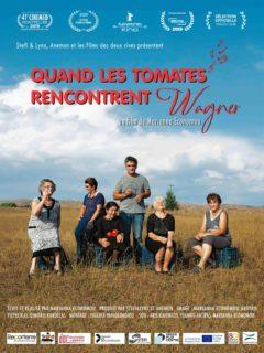 Affiche du film Quand les tomates rencontrent Wagner