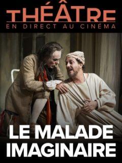 Affiche du film Le Malade imaginaire