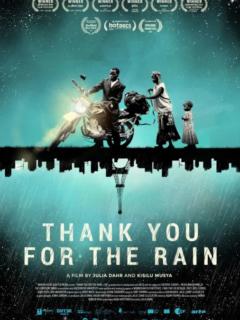 Affiche du film Thank you for the rain – EN LIGNE