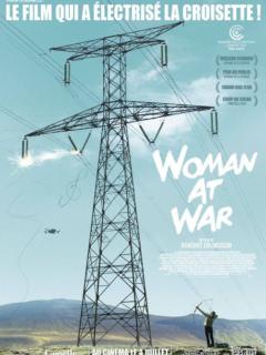 Affiche du film Woman at war – EN LIGNE