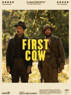 Affiche du film First Cow