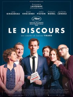 Affiche du film Le Discours