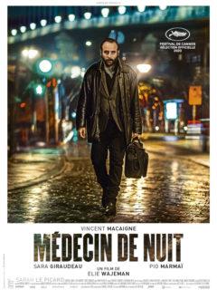 Affiche du film Médecin de nuit