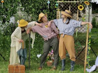 Affiche du spectacle Le Jardin d'Haïkus